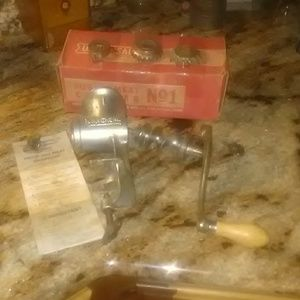 Universal No. 1 Food & Meat Chopper